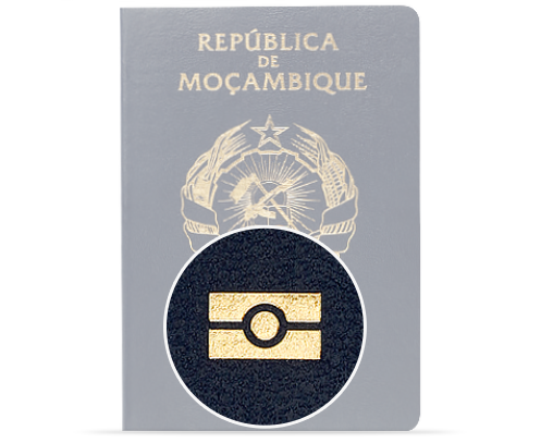 Biometric e-passport