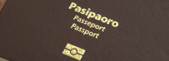 Madagascar - Biometric passport Semlex